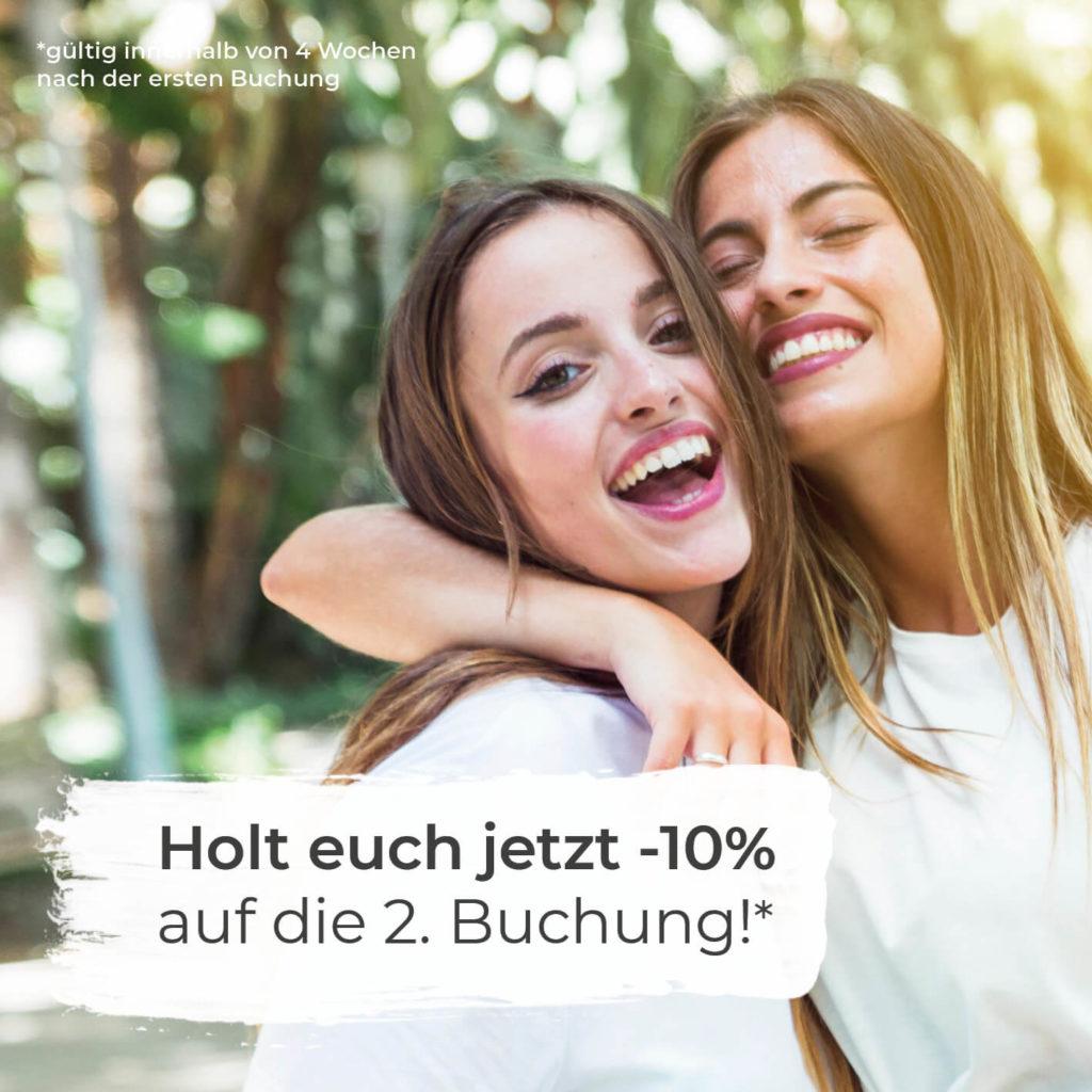 -10 % Gutschein auf Workshops